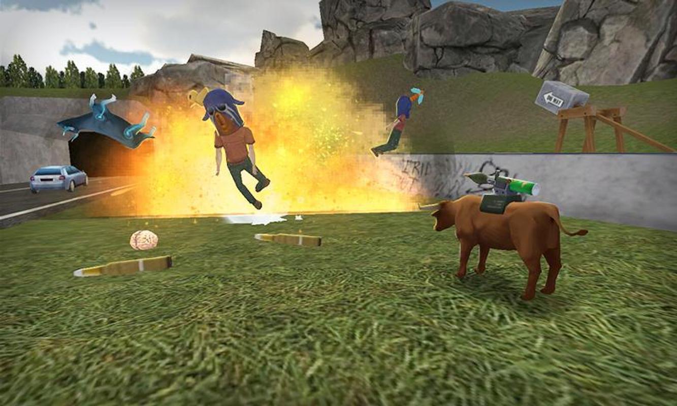 Simulador De Touro 3d Apk Baixar Gr Tis Arcade Jogo Para