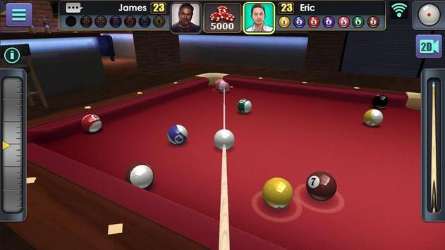 3D Pool Ball screenshot 2