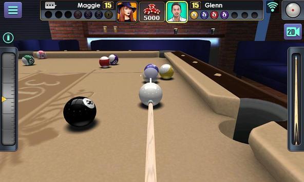 3D Pool Ball apk screenshot