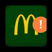 McDonald's Nederland-icoon