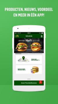 McDonald's Nederland-poster