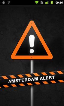 Amsterdam Alert poster