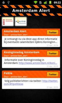 Amsterdam Alert apk screenshot