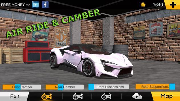 Hypercar Simulator screenshot 2