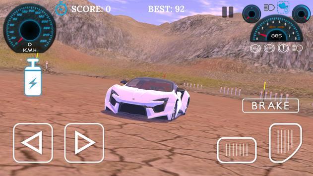 Hypercar Simulator screenshot 5