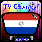 Info TV Channel Paraguay HD icon