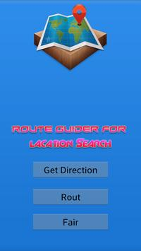 Route Guider Pakistan poster
