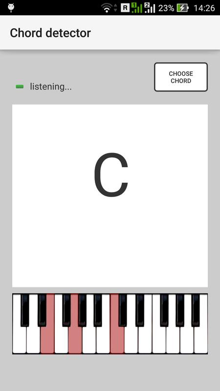 Chord Detector Apk Download Free Music Audio App For Android