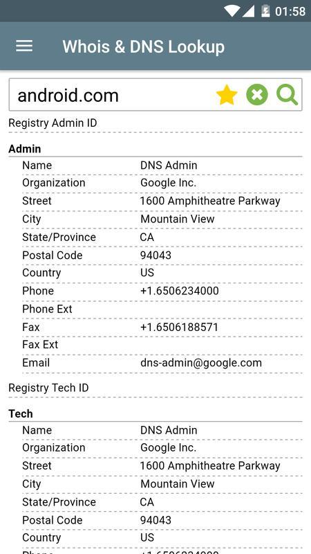 Whois Lookup Tool Download ip addresses