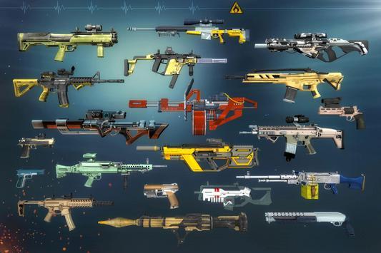 国の戦争:戦場の生存射撃ゲーム スクリーンショット 6