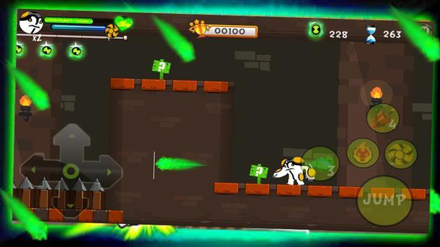 Super: Ben Alien Ultimate apk screenshot