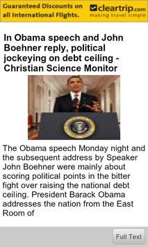 QuickNews USA apk screenshot