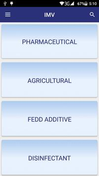 IMV Products App screenshot 1