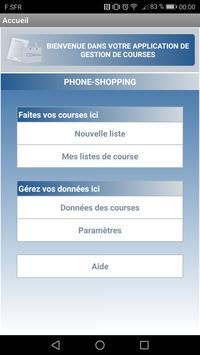 Phone shopping (free) screenshot 1