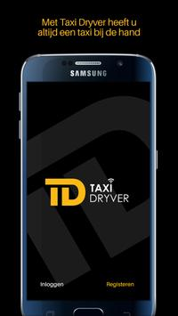 Taxi Dryver poster