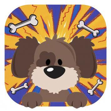 Poo Dog Running Rush poster
