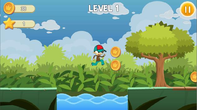 Crazy Angelo Adventure - run screenshot 2