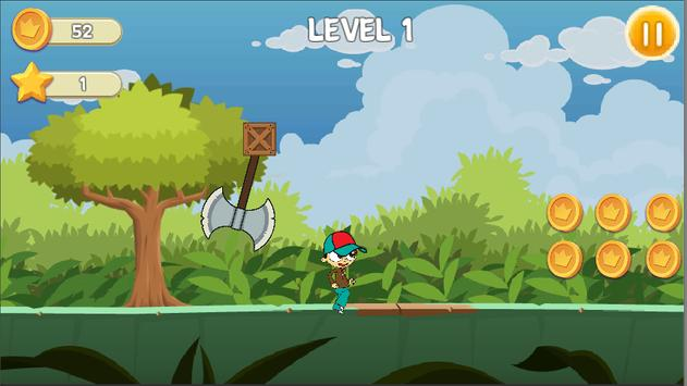 Crazy Angelo Adventure - run screenshot 3