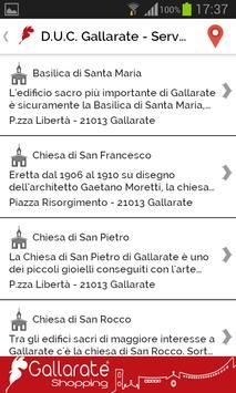 Gallarate Shopping apk screenshot