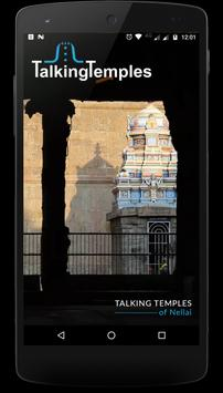 Talking Temples poster