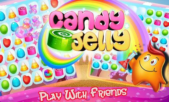 Candy Jelly Deluxe poster
