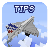 Tips for Minecraft Airplane icon