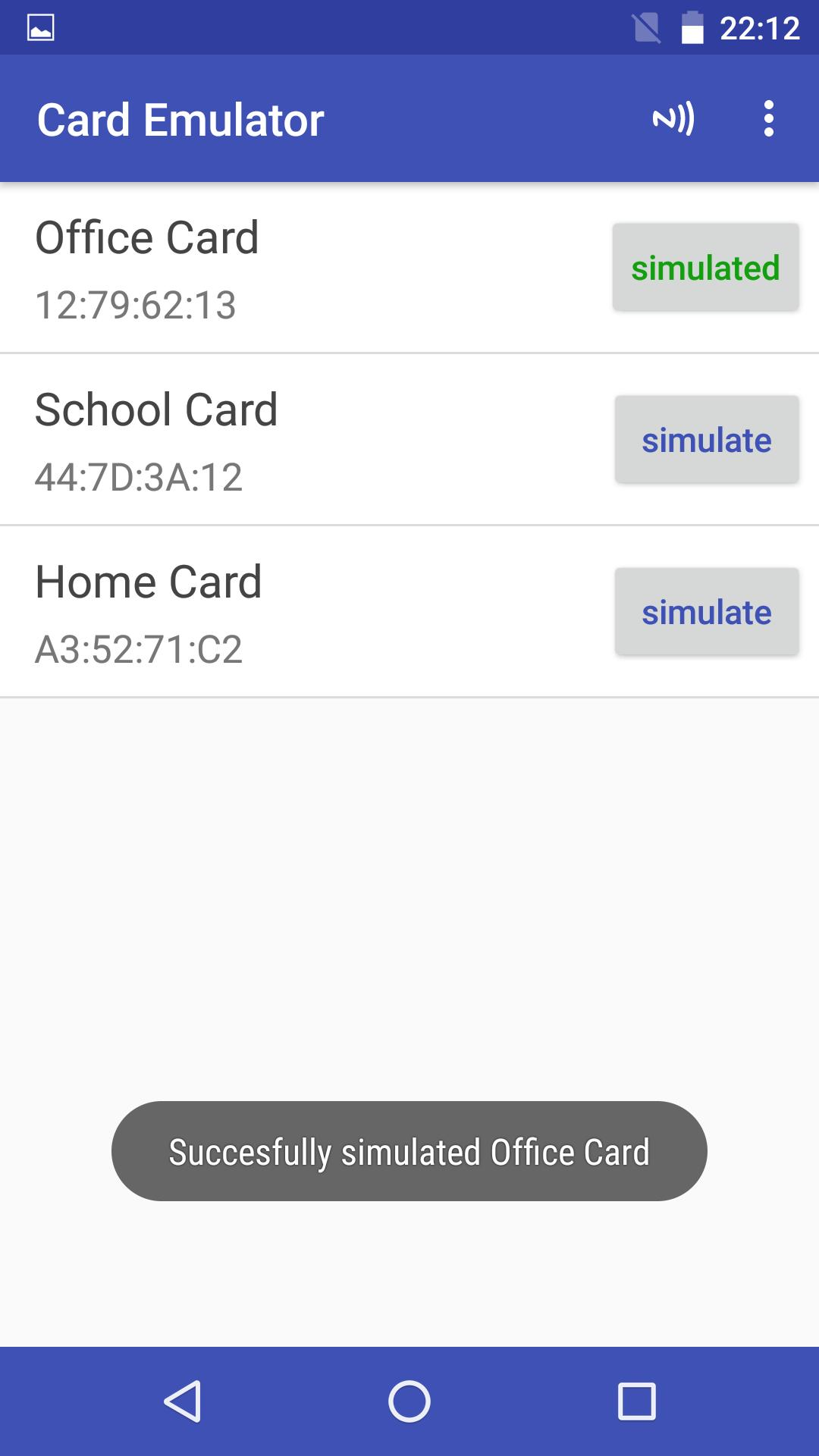 NFC Card Emulator for Android - APK Download