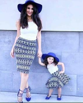 Fashion Mommy and Baby Outfits screenshot 6
