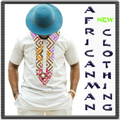 African man Clothing Styles أيقونة