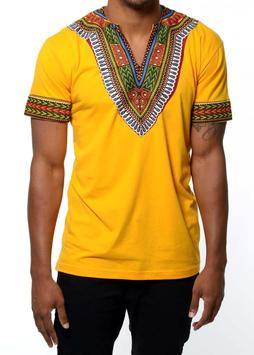 African man Clothing Styles تصوير الشاشة 4