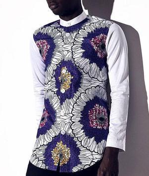 African man Clothing Styles تصوير الشاشة 5