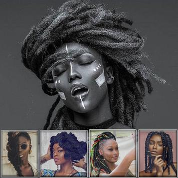 Black Women Dreadlocks Hairstyles for Android - APK Download