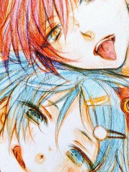 Drawing Anime Couple Ideas screenshot 6