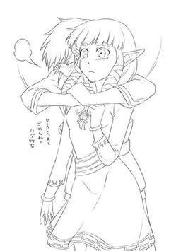 Drawing Anime Couple Ideas screenshot 7