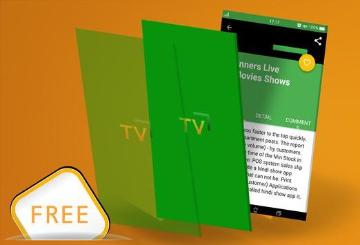 Guide for YuppTV LiveTV Shows apk screenshot