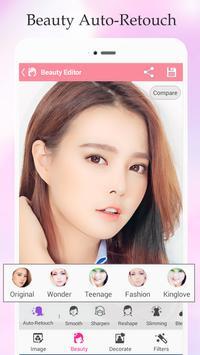 BestieCam - Selfie Beauty Makeover apk screenshot