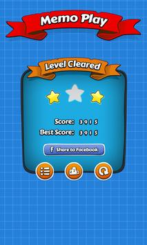 Memo Play HD apk screenshot