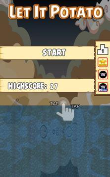 Let It Potato apk screenshot