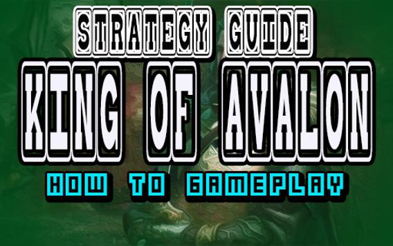 tips for king of avalon :growth strategy poster
