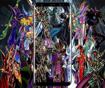 Yu-Gi-Oh Art Wallpapers poster