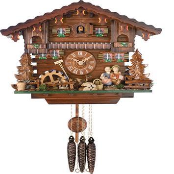 Cuckoo Clock Design poster