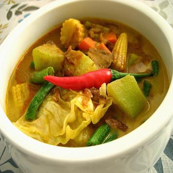 Aneka Kuliner Jawa Barat poster