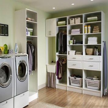Laundry Room Design poster