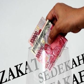 Panduan Berzakat poster
