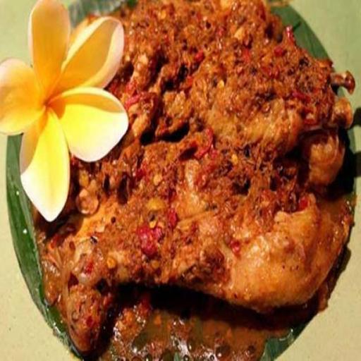 Resep Kuliner Bali poster