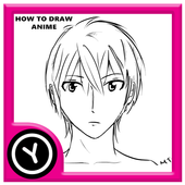 How to Draw Anime icon