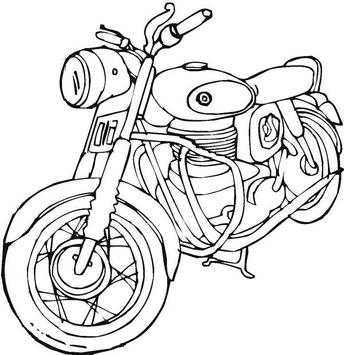 How To Draw Motorcycles screenshot 1