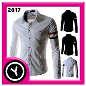 Shirt design men 2017 icon