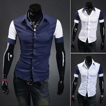 Shirt design men 2017 apk screenshot