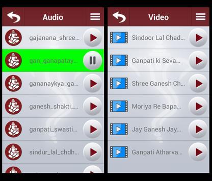 Ganesh Mantra,Live & Wallpaper screenshot 4